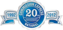 commission express,commission advance