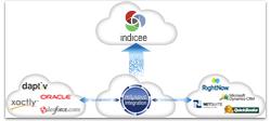 Diagram of Indicee Connector