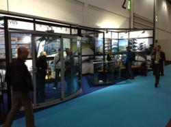 gI 66857 Ecobuild stand EcoBuild success for Balustrades Specialists VBS