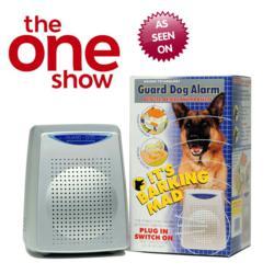 One Show Guard Dog Intruder Alarm