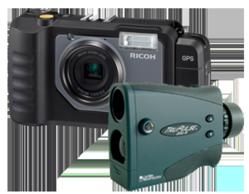 GPS Cameras - Laser Range Finder