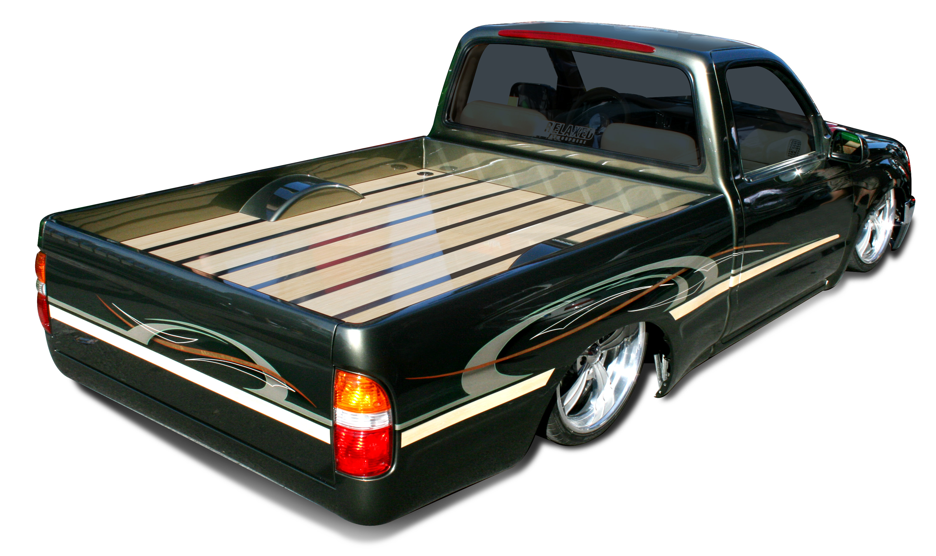 Summit Racing Equipment Now Carriers Bed Wood and Parts RetroLiner