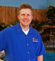 Sean Herbold, Construction Manager sean herbold, pool project manager, pool construction manager, houston pool builder, swimming pool contractor, redman pools