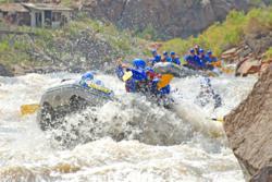 Royal Gorge Sunshine Rapid