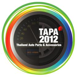TAPA 2012 Official Logo