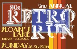 80's Retro Run 2012