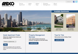 Apartments in Lakeview | Andco Management