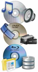 Reliable CD, DVD and Blu-ray Multimedia Burning Software