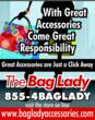 Bag Lady Accessories, where your accessories are in the bag!