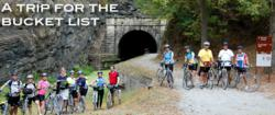 WIlderness Voyageurs Rails to Trails Conservancy Sojourn 2012