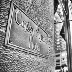 Copley Square Hotel A Boston Boutique Hotel