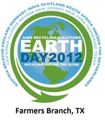 Earth Day 2012 - Farmers Branch, TX