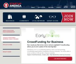 EarlyShares Featured in Startup America as President signs Jobs Act.