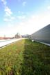 LiveRoof Green Roof on the Norville Center for Intercollegiate Athletics