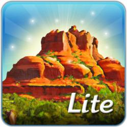 Download the Free Call of Sedona Lite app in iTunes or Android Market