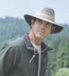 Solarweave Cotton Twill Green Underbrim 40+ UV $25.95