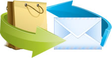 Integrate Magento shopping cart data with the EmailDirect email marketing platform for free.