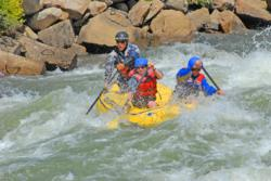 Thrill Raft Arkansas River