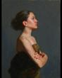 "Best of Show, ""Threshold"", oil, 24  x 18"