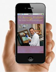 Beverly Hills Cosmetic Dentist iPhone App