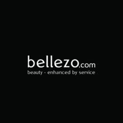Bellezo Logo Plus Tagline Beauty Enhanced By Service