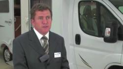 """Andrew Hughes has termed the next three years as """"The Golden Age of Motorhome Hire"""""""
