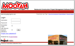 gI 103827 Mooyah Project Management Software Portal Mooyah restaurant keten Shakes het met Projectmates Construction Management Software