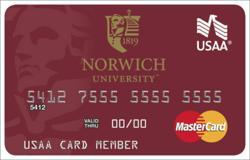usaa bank launches alliance with norwich university alumni association. Black Bedroom Furniture Sets. Home Design Ideas