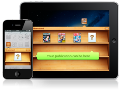 Publish your publication on Apple Newsstand