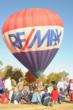 RE/MAX Northern Illinois Real Estate Network's Hot Air Balloon Will Visit Cooke Magnet Elementary School in Waukegan on April 18 for Educational Program