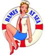 "Infinity Theatre presents ""Dames at Sea"""