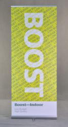 Boost Retractable Banner Stands