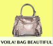 Turn your handbag from tired to beautiful