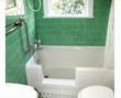 Cast Iron bathtub Conversion