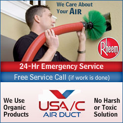 Duct Cleaning Service in Florida