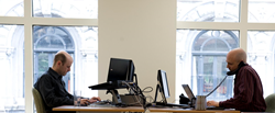 Hardent Engineers working on FPGA Design for an ASIC developer