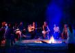 Music around the campfire with Melissa Harper