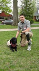 disabled veteran service dog