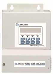 40 Amp MPPT Solar charge controller by AIMS Power