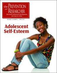 understanding teenagers with low self esteem
