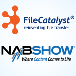 Accelerated file transfer revealed at NAB show