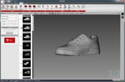 New Combine Feature for FlexScan3D 3.1