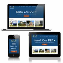 DLP Law Firm Site