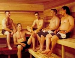Narconon sauna detox program