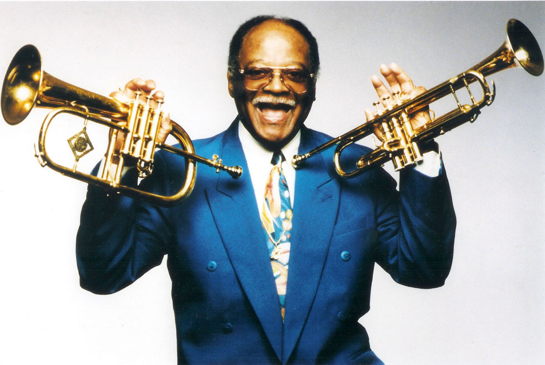 Iconic Trumpeter And Trailblazer Clark Terry's New ...