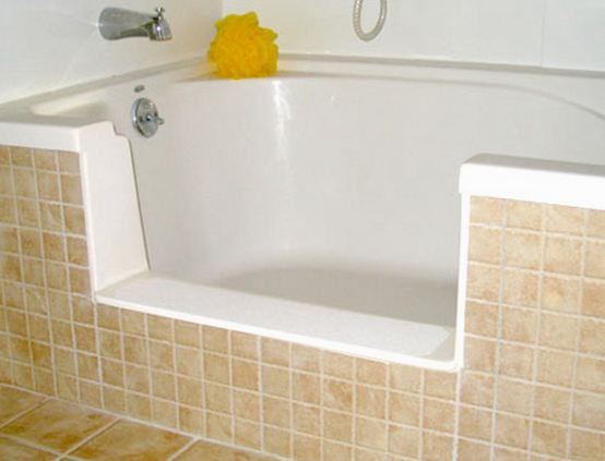Bathtub Tile Surround ConversionBathtub Tile Surround Conversion ...