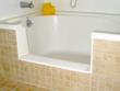 Bathtub Tile Surround Conversion