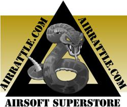 AirRattle.com, Your Airsoft Superstore!