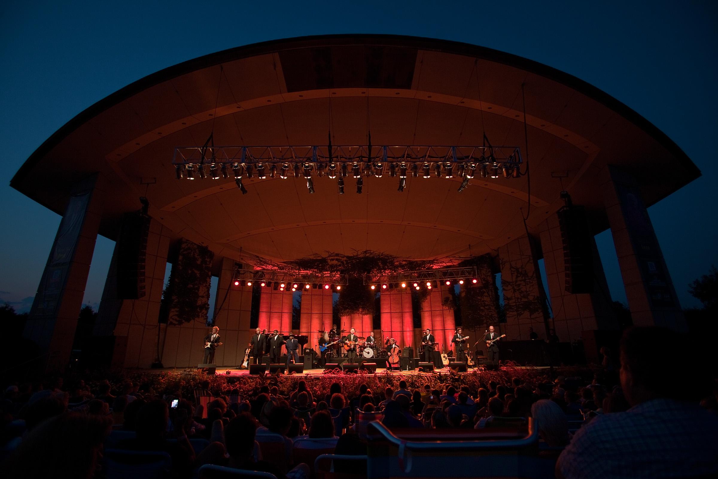 Meijer Gardens 2014 Outdoor Summer Concert Series Features Largest Lineup To Date