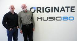 Silicon Valley Firm Originate Partners with Hollywood Start-Up Music180.com to Help Find and Develop New Talent